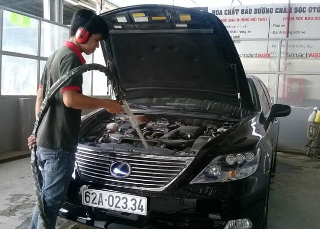 Hoàng Lê là Top 5 Trung tâm chăm sóc xe hơi tại uy tín nhất tại TPHCM