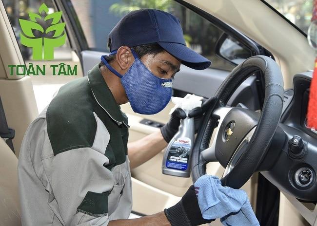 Toàn Tâm là Top 5 Trung tâm chăm sóc xe hơi tại uy tín nhất tại TPHCM