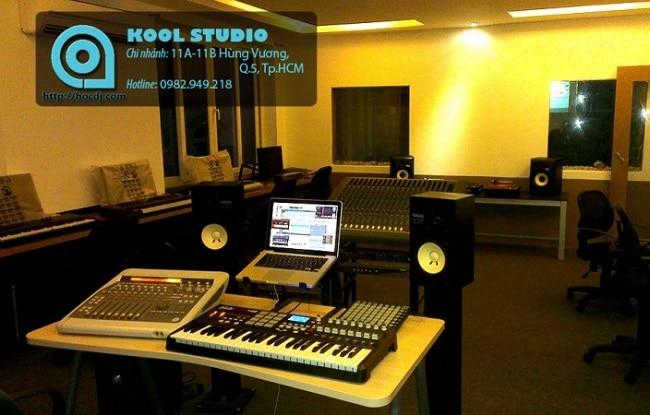 Kool Studio là Top 5 Trung tâm đào tạo DJ chuyên nghiệp tại TPHCM