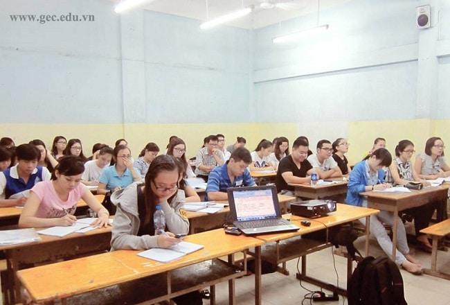 GEC là Top 5 Trung tâm đào tạo và dạy học kế toán thực hành tốt nhất TPHCM