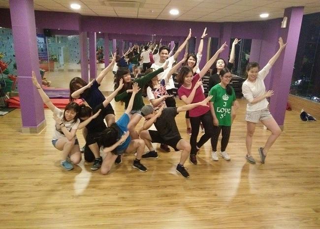 Goldstar Dance Club là Top 10 Trung tâm dạy múa tốt nhất ở TPHCM