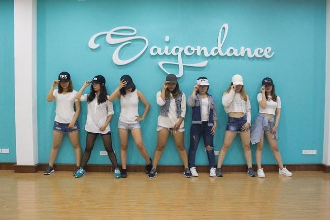 Saigon Dance là Top 10 Trung tâm dạy múa tốt nhất ở TPHCM