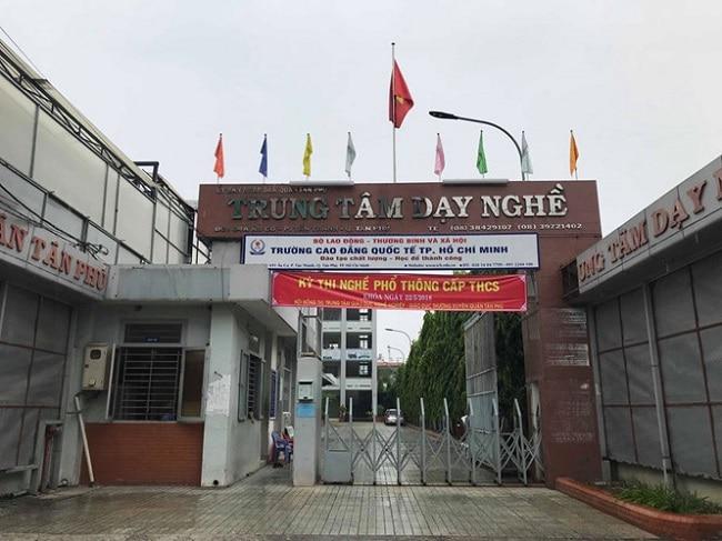 Trung tâm dạy nghề quận Tân Phú là Top 11 Trung tâm dạy nghề cắt tóc chuyên nghiệp nhất tại TPHCM