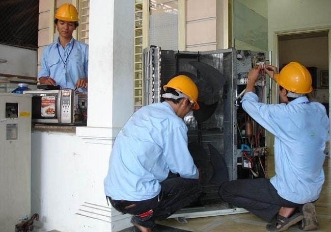 Điện lạnh 365 là Top 5 Trung tâm dạy nghề sửa chữa điện lạnh uy tín nhất TPHCM