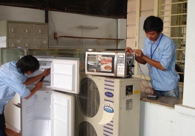 VinHemPich là Top 5 Trung tâm dạy nghề sửa chữa điện lạnh uy tín nhất TPHCM