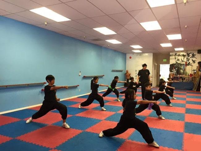 Võ thuật Hoàng Gia là Top 5 Trung tâm dạy võ cho trẻ em ở TPHCM