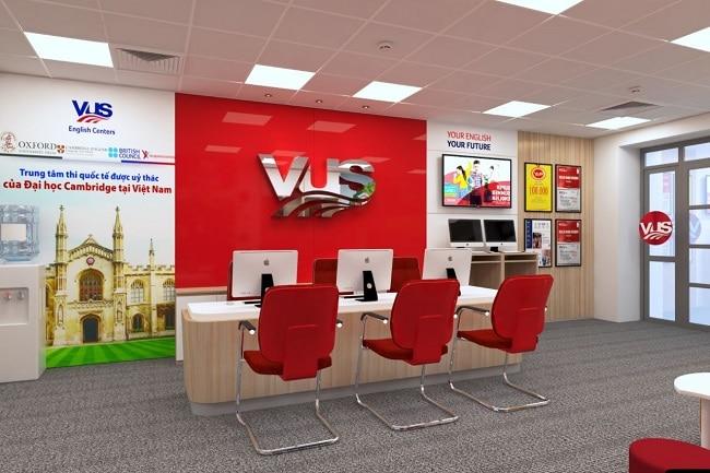 VUS là Top 5 trung tâm tiếng Anh Quận Gò Vấp