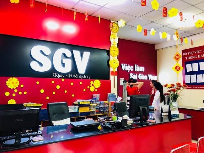 Saigon Vina là Top 5 Trung tâm tiếng Anh tốt nhất tại Quận 12, TPHCM