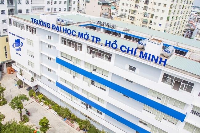 Trường Đại học Mở TP HCM là Top 6 Trường đại học đào tạo ngành kinh tế tốt nhất thành phố Hồ Chí Minh