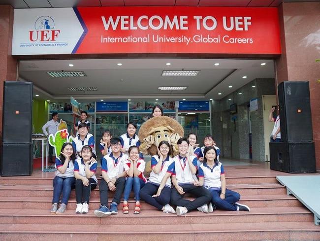 Trường Đại học Kinh tế - Tài chính TP HCM là Top 6 Trường đại học đào tạo ngành kinh tế tốt nhất thành phố Hồ Chí Minh