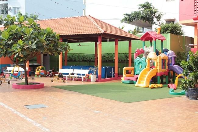Mầm non quốc tế Việt Mỹ Úc là Top 10 Trường mầm non quốc tế tốt nhất TPHCM