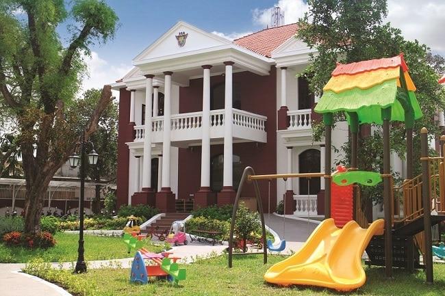 Trường mầm non tư thục quốc tế Sài Gòn là Top 10 Trường mầm non quốc tế tốt nhất TPHCM