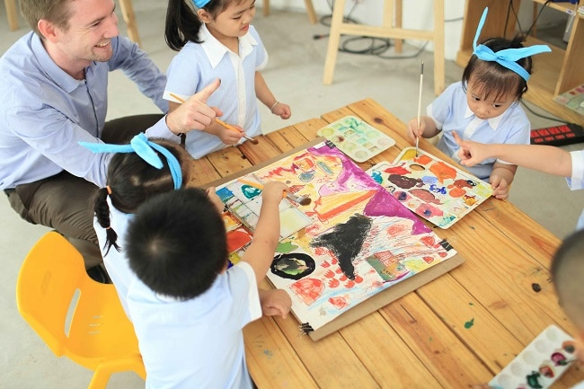 Song Ngữ Hooray là Top 10 Trường mầm non quốc tế tốt nhất TPHCM