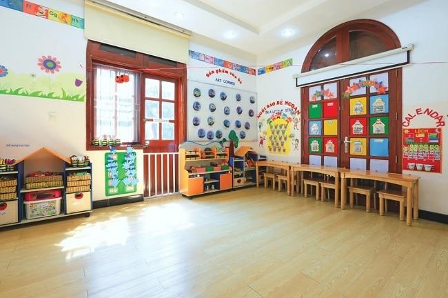 Mầm non quốc tế Việt Úc là Top 10 Trường mầm non quốc tế tốt nhất TPHCM