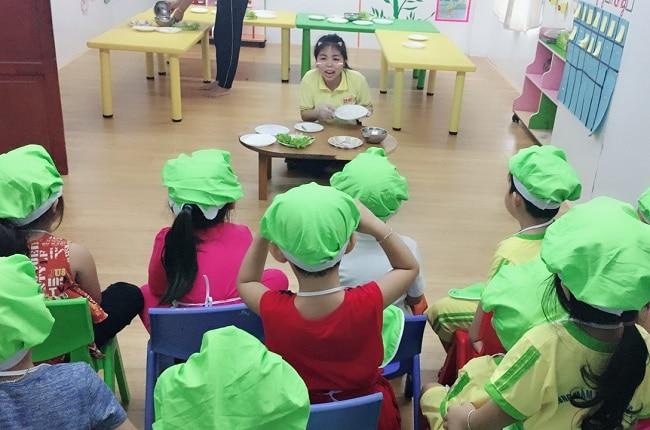 Mầm non Việt Mỹ là Top 10 Trường mầm non quốc tế tốt nhất TPHCM