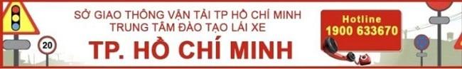 Trường Đào Tạo & Sát Hạch Lái Xe Tp. HCM Thuộc Sở Giao Thông Vận Tải TP HỒ CHÍ MINH