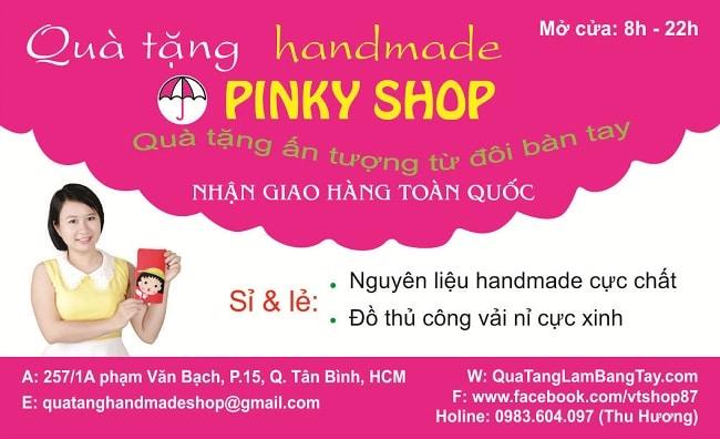 Pinky shop