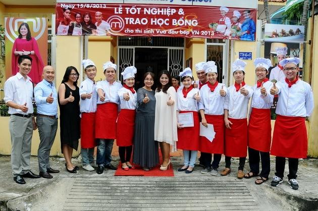 Trung tâm dạy học nấu ăn tốt nhất