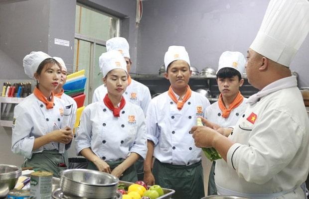 Dạy học nấu ăn chuyên nghiệp