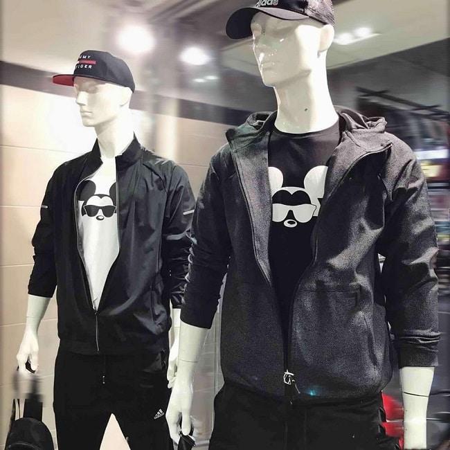Cửa hàng quần áo nam Thủ Đức
