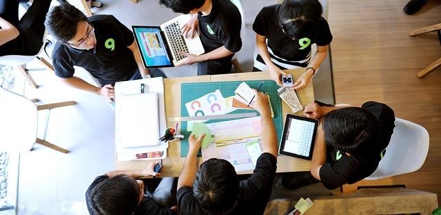 Thiết kế web Cánh Cam