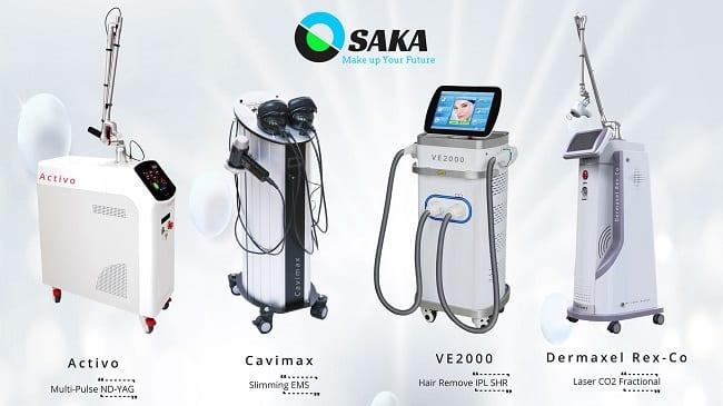 Công ty thiết bị mỹ phẩm Osaka