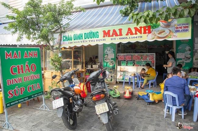 Cháo dinh dưỡng chất lượng Đà Nẵng
