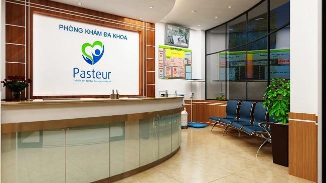 phong kham da khoa Pasteur