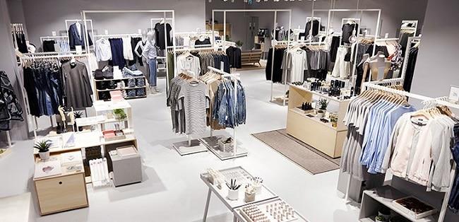 Shop quần áo Kha Vạn Cân