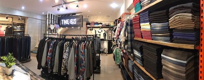 Cửa hàng quần áo chất lượng tốt