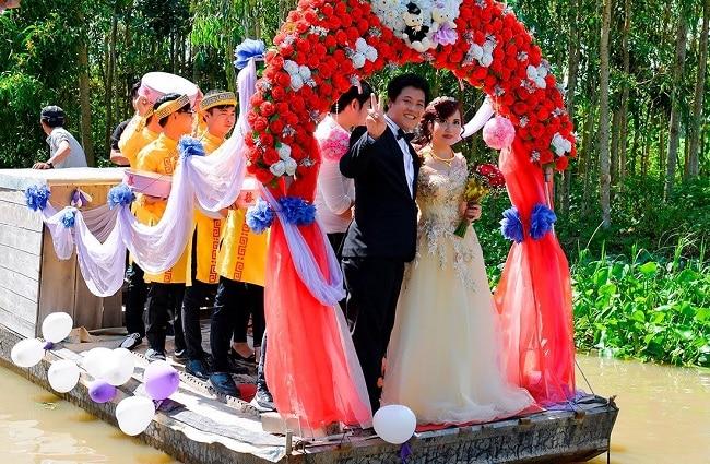Thuyền hoa là Top 10 bài hát đám cưới hay nhất mọi thời đại