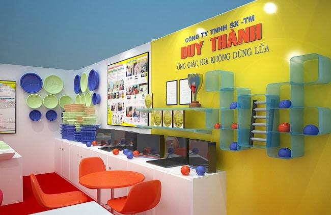 Công ty Duy Thành là Top 10 Công ty sản xuất nhựa gia dụng lớn nhất tại TPHCM