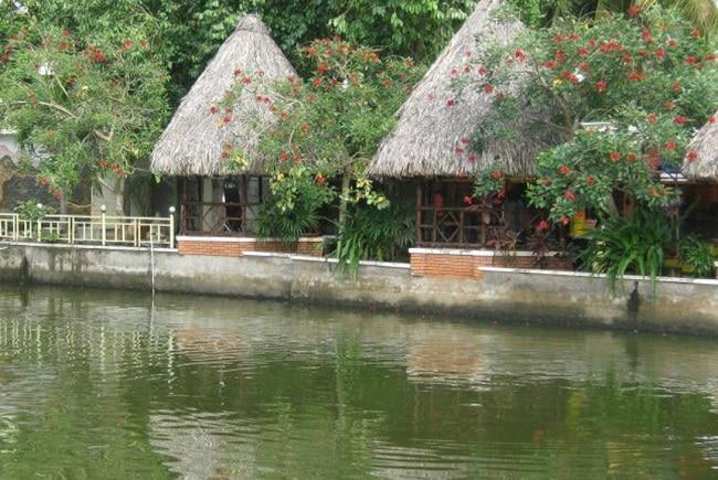 Nhà hàng câu cá Vườn Khế là Top 10 Địa điểm câu cá lý tưởng nhất ở TPHCM