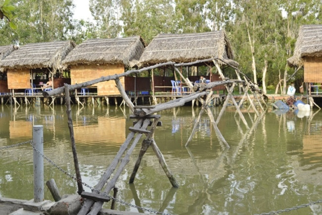 Hồ câu Làng Tre là Top 10 Địa điểm câu cá lý tưởng nhất ở TPHCM
