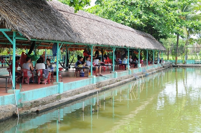 Hồ câu cá giải trí Ngọc Linh là Top 10 Địa điểm câu cá lý tưởng nhất ở TPHCM