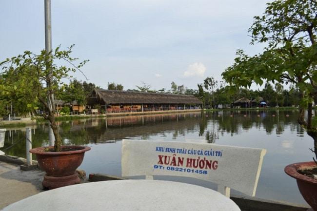 Khu câu cá Xuân Hương là Top 10 Địa điểm câu cá lý tưởng nhất ở TPHCM