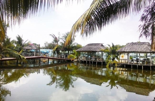 Hồ câu cá giải trí Phú Ông là Top 10 Địa điểm câu cá lý tưởng nhất ở TPHCM