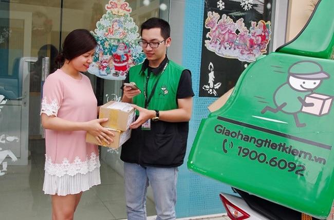 Giao Hàng Tiết Kiệm là Top 10 dịch vụ giao hàng nhanh & tiết kiệm nhất Việt Nam