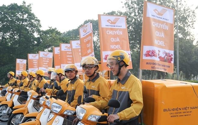 VNPost - EMS là Top 10 dịch vụ giao hàng nhanh & tiết kiệm nhất Việt Nam