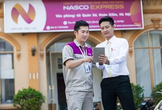 Nasco Express là Top 10 dịch vụ giao hàng nhanh & tiết kiệm nhất Việt Nam