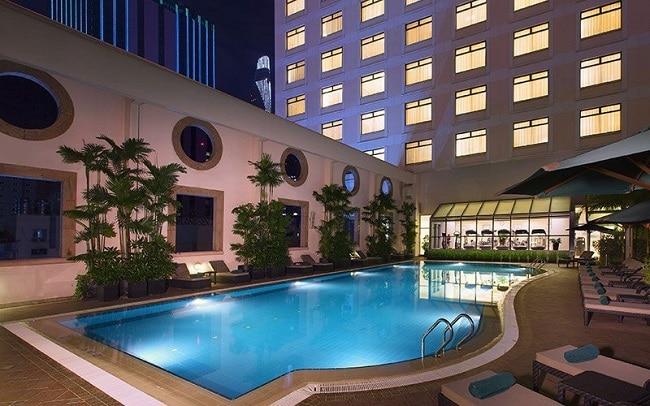Sheraton là Top 10 Khách sạn 5 sao tốt nhất tại TPHCM