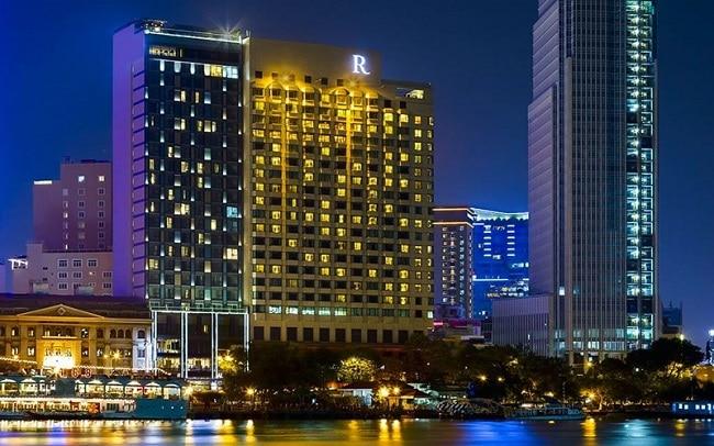 Renaissance Riverside là Top 10 Khách sạn 5 sao tốt nhất tại TPHCM