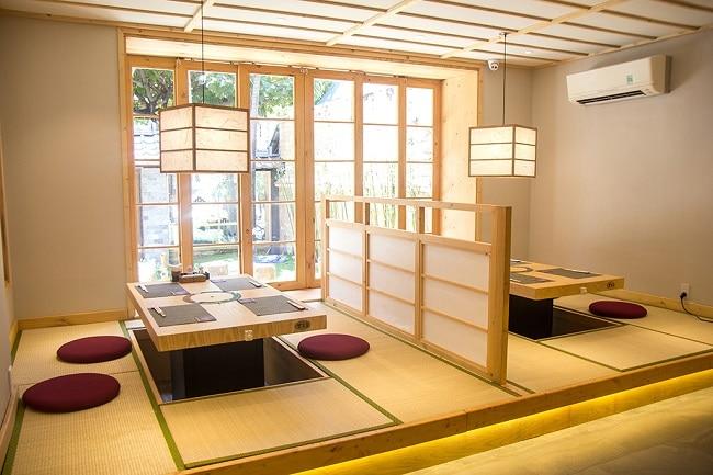 Sushi World là Top 10 Nhà hàng Nhật Bản nổi tiếng nhất tại TPHCM