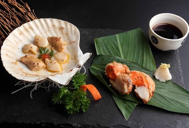 Sushi Dining Aoi là Top 10 Nhà hàng Nhật Bản nổi tiếng nhất tại TPHCM
