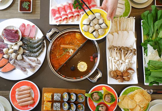 Kichi Kichi là Top 10 Nhà hàng Nhật Bản nổi tiếng nhất tại TPHCM