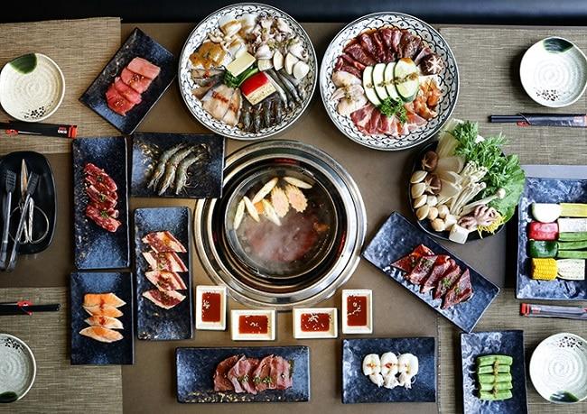 Sumo BBQ là Top 10 Nhà hàng Nhật Bản nổi tiếng nhất tại TPHCM