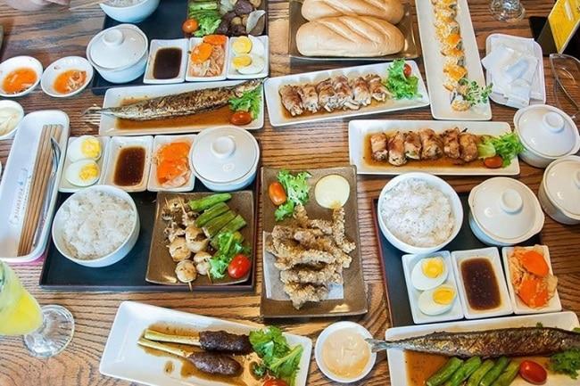 Yummy là Top 10 Nhà hàng Nhật Bản nổi tiếng nhất tại TPHCM