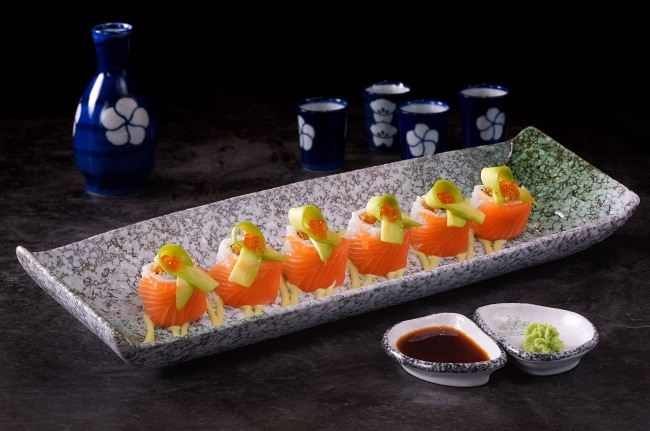 Sushi Tei là Top 10 Nhà hàng Nhật Bản nổi tiếng nhất tại TPHCM