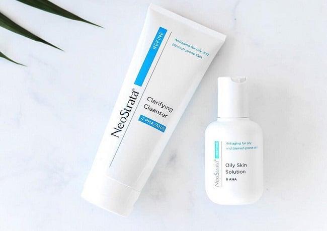 Sữa rửa mặt trị mụn Neostrata Clarifying Facial Cleanser là Top 10 Loại Sữa Rửa Mặt Trị Mụn Hiệu Quả Nhất