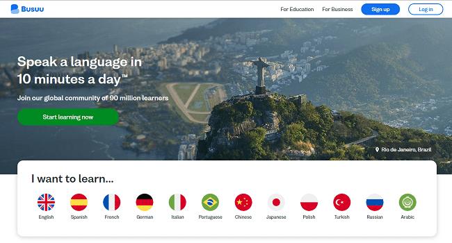 trang web học tiếng Anh tốt nhất